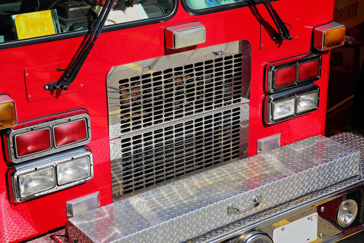 Emergency crews are responding to a residential fire in Fort Saskatchewan.