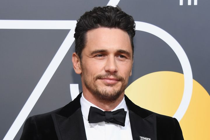 James Franco removed from Vanity Fair cover following sexual misconduct allegations - image
