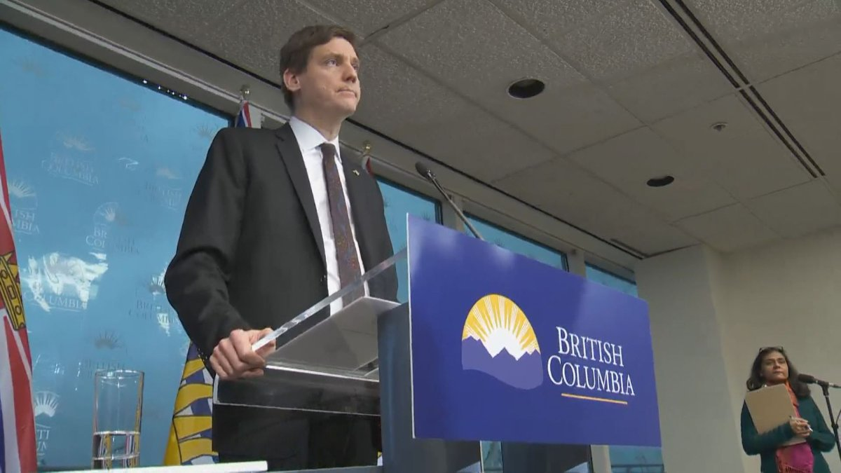 Attorney General David Eby has signed off on 21 pages of regulations that put a new limit of $5,500 on pain and suffering for minor injury claims.