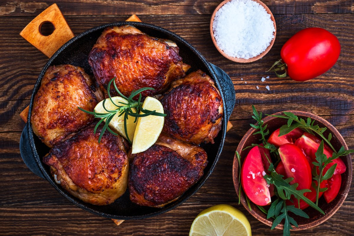The healthiest ways to eat meat? Avoid frying it.