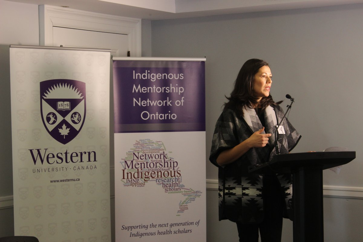 """""""Real change will occur when we empower communities to be a part of the decision-making themselves,"""" said program leader Chantelle Richmond."""