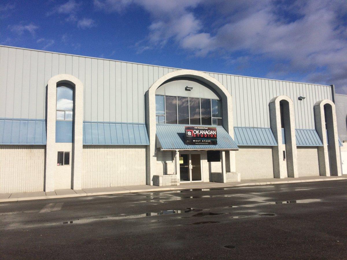 The Kosmina Road property Okanagan Studios was transforming into a film studio in Vernon is now up for sale.