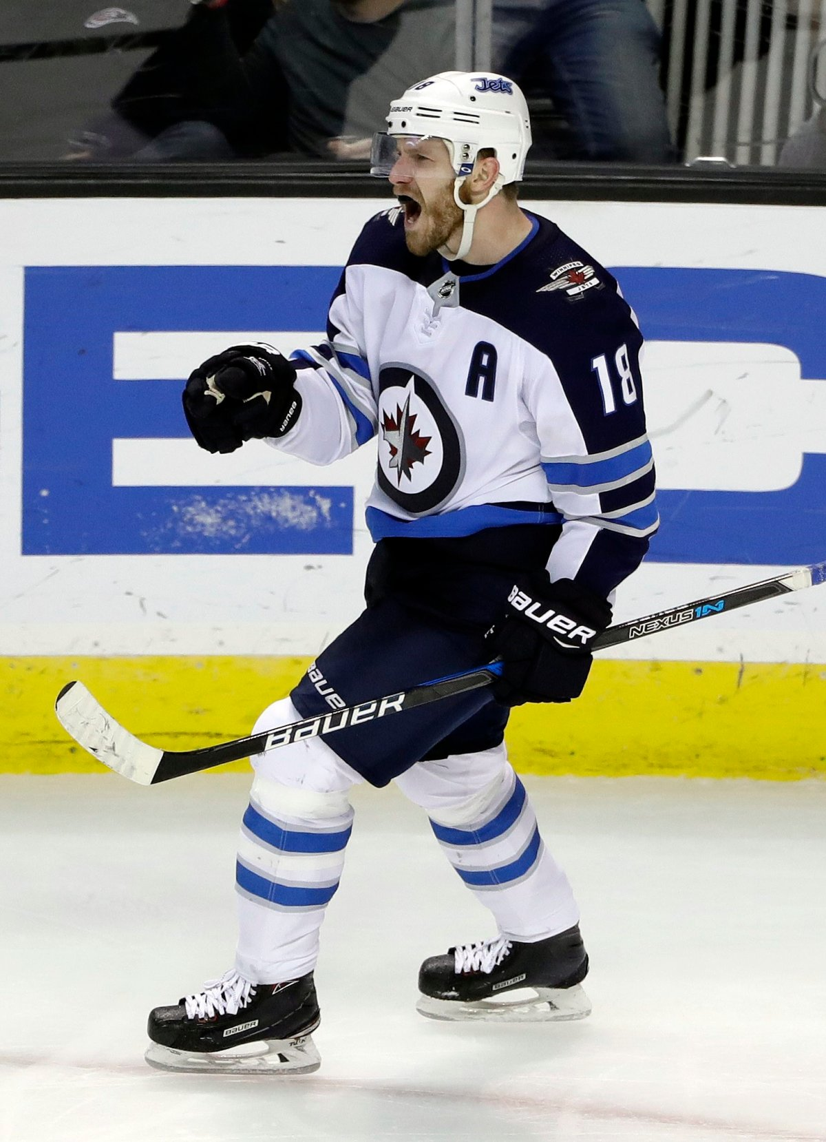 Doctors have recommended Winnipeg Jets forward Bryan Little sit out next season.