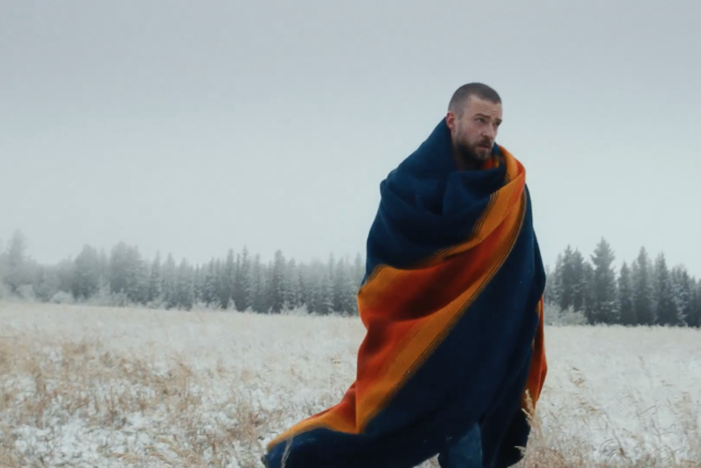 Justin Timberlake announce his fifth solo album, 'Man of the Woods.'.