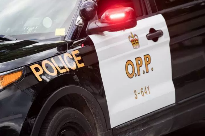 Three people have been arrested after a stolen reefer trailer from Mississaugua was recovered in Colborne, Ont.