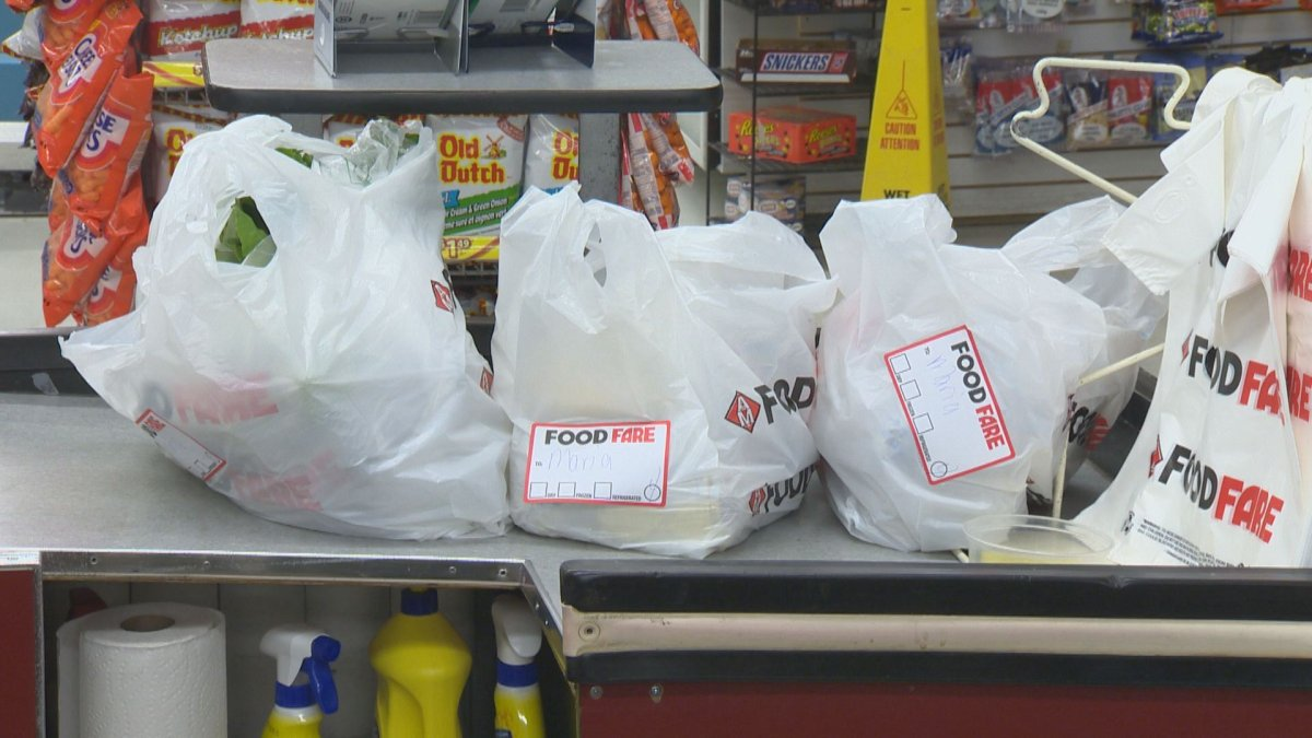 The BC Supreme Court has ruled in favour of Victoria's plastic bag ban.