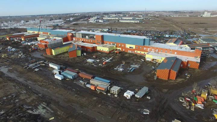The new Saskatchewan Hospital North Battleford will not be completed on time due to a subcontractor being unable to meet the overall schedule.