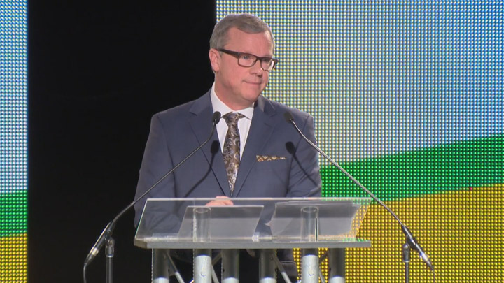 Brad Wall will be working out of the Calgary office of Toronto-based Osler, Hoskin & Harcourt LLP.