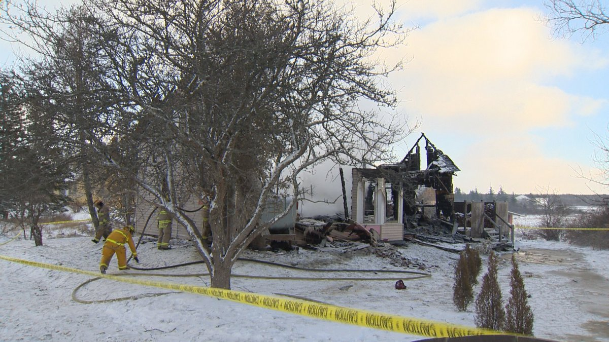 Fire officials are still working to determine the cause of a house fire that claimed the lives of four children in Pubnico Head, N.S.