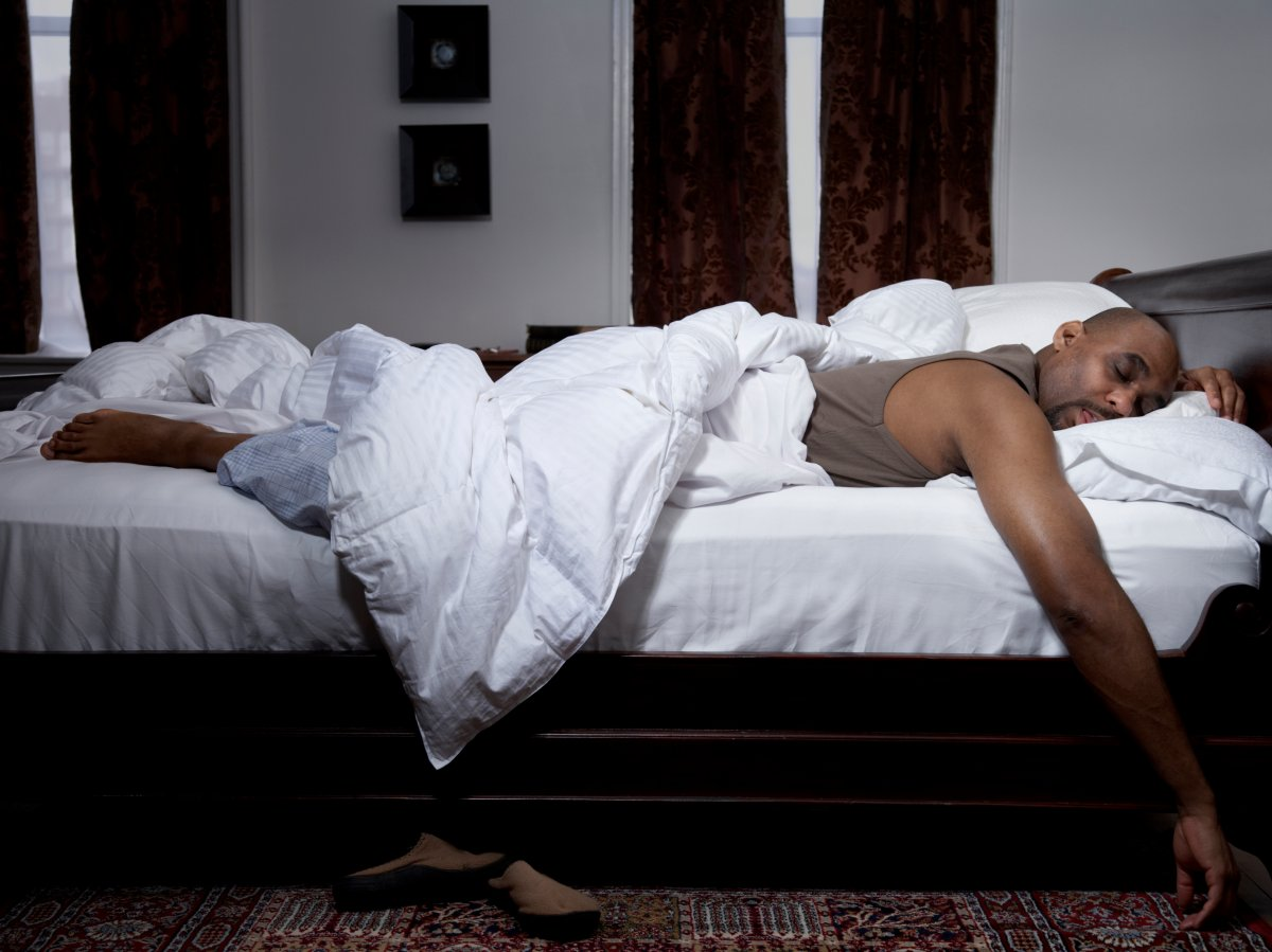 Not having a regular bedtime can put you at increased risk of developing certain diseases, according to a new study.