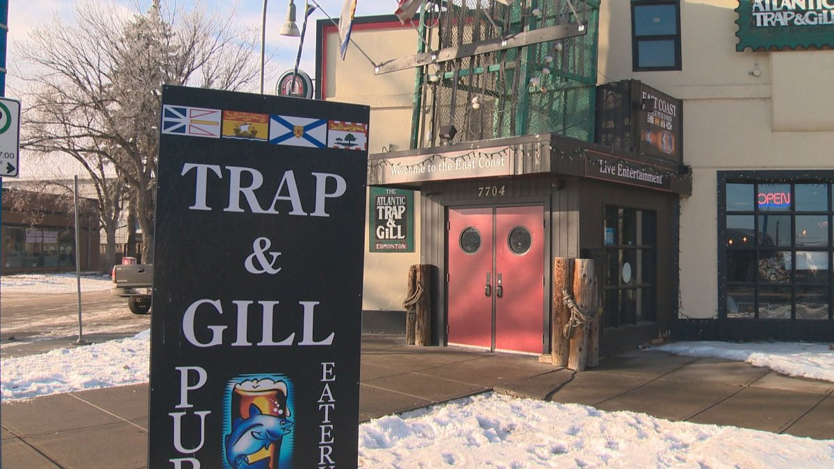 Edmonton's Atlantic Trap And Gill restaurant is closing after 18 years.