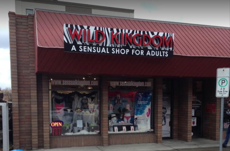 Sex shops in london ontario