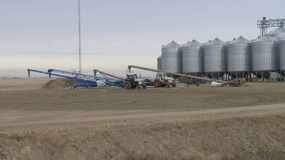 A drought across Saskatchewan is hampering the early growing season for Saskatchewan farmers.