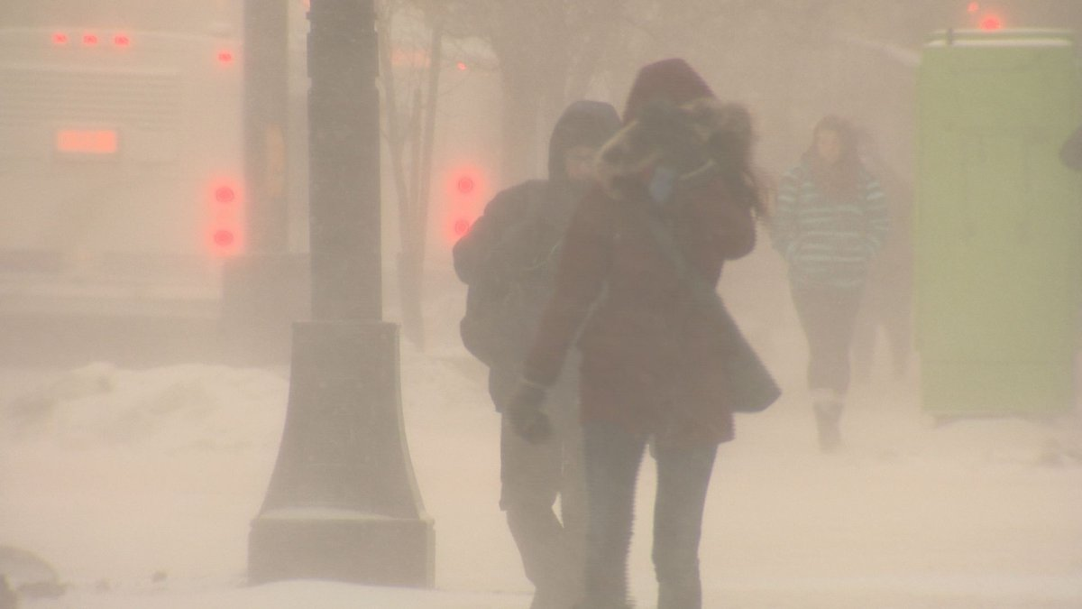 Bitter winter weather is expected to last at least a few more days, says Environment Canada.