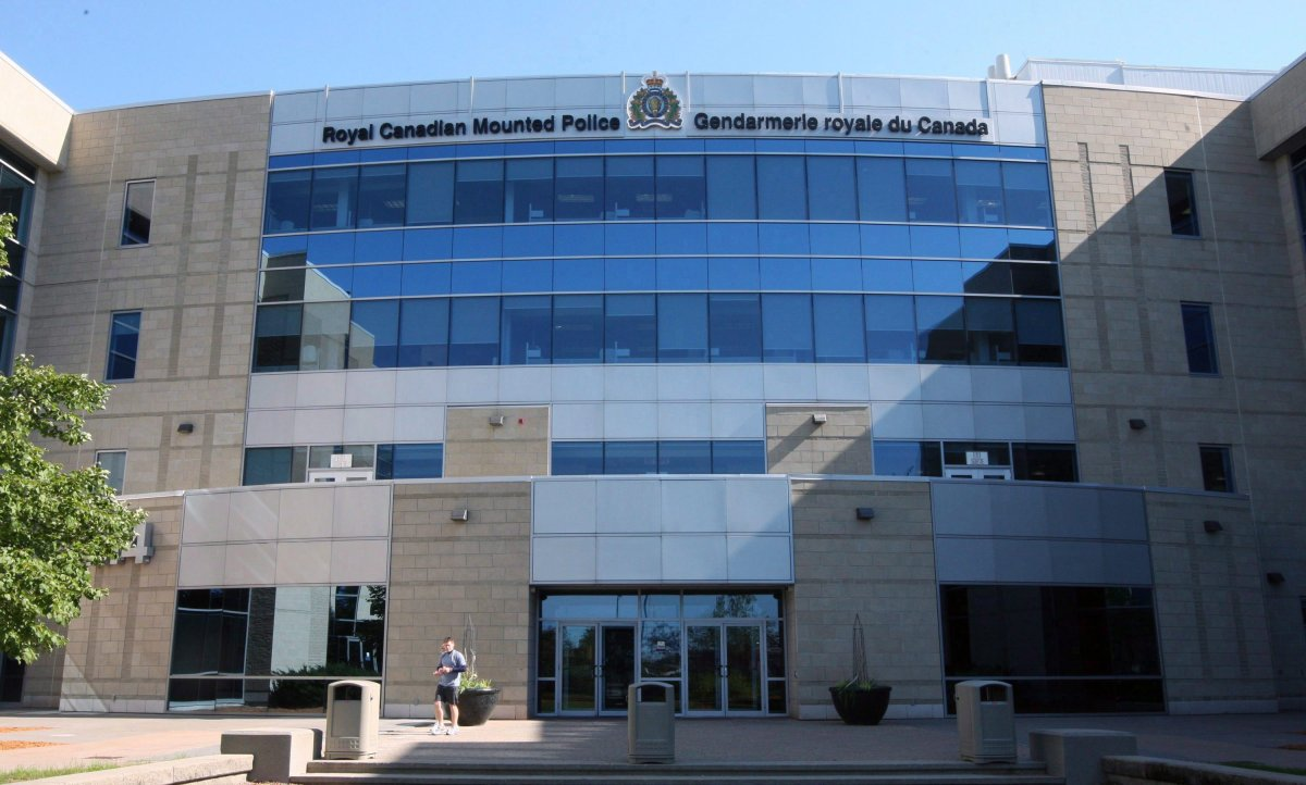 The RCMP headquarters building is shown in Ottawa on Wednesday, October, 5, 2011.