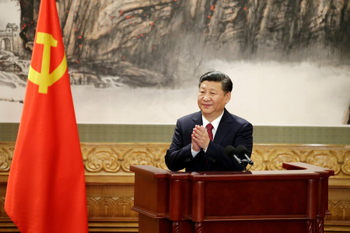The ruling Communist Party on Sunday proposed to remove a constitutional clause limiting presidential service to just two terms in office, meaning Xi, who also heads the party and the military, might never have to retire.