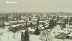 Continue reading: Long weekend brings snowy and cold conditions across southern Alberta
