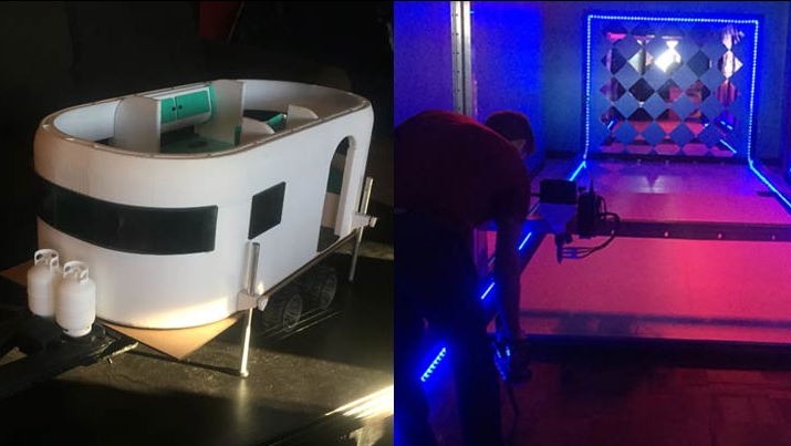 The project is a collaboration between Saskatoon-based Create Cafe, Saskatchewan Polytechnic and Wave of the Future 3D.