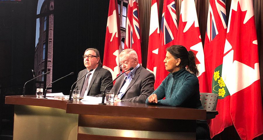 Three advocacy groups are calling on Ontario to close 'loopholes' in the province's housing law.