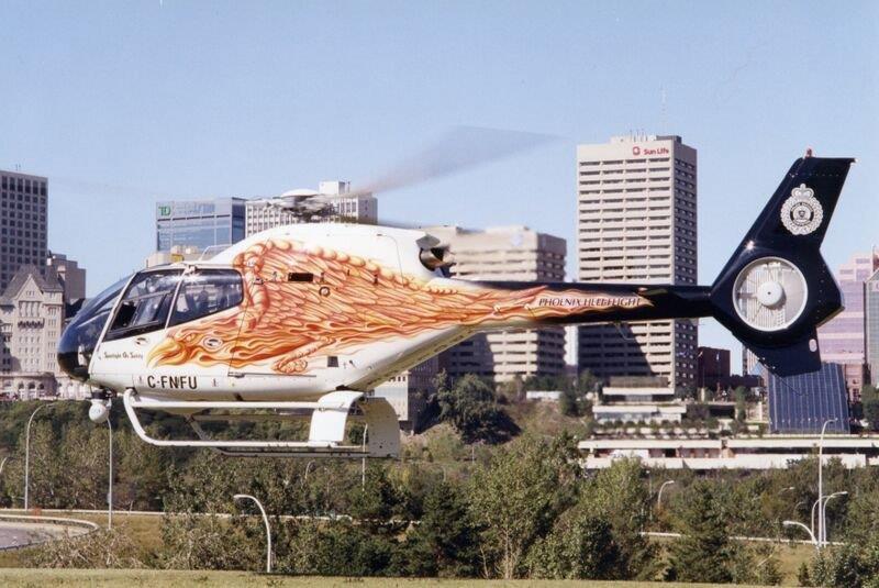 Bob Layton Editorial: Edmonton police set to reveal a new Air 1 - image