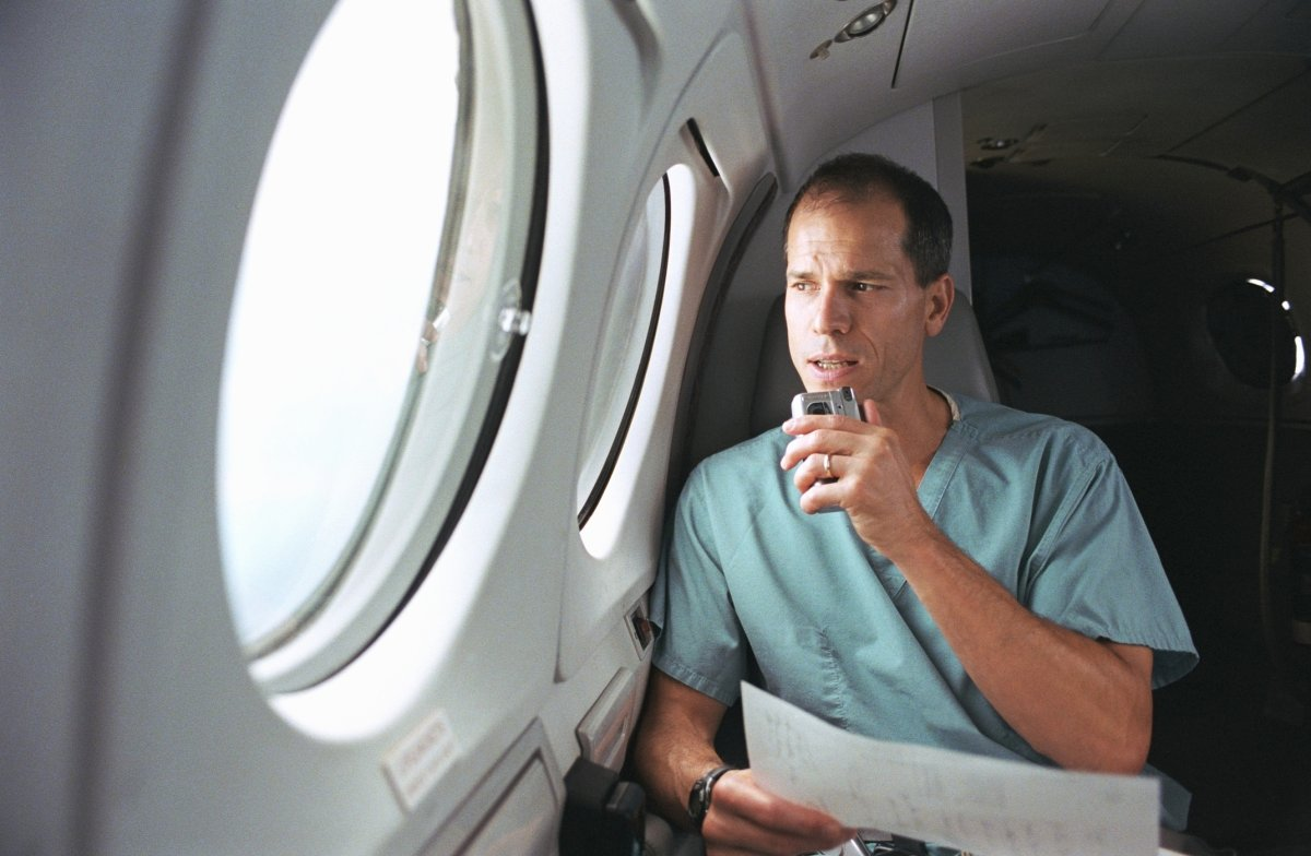Number on cause of medical emergencies on commercial flights is lightheadedness/loss of consciousness, a new report states.