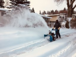 Continue reading: Heavy snow will blanket parts of Alberta this weekend: Environment Canada