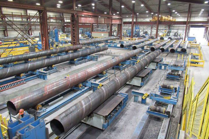Workers are being temporarily laid off from the Evraz steel mill in Regina following a cyberattack on the company, says the local union.