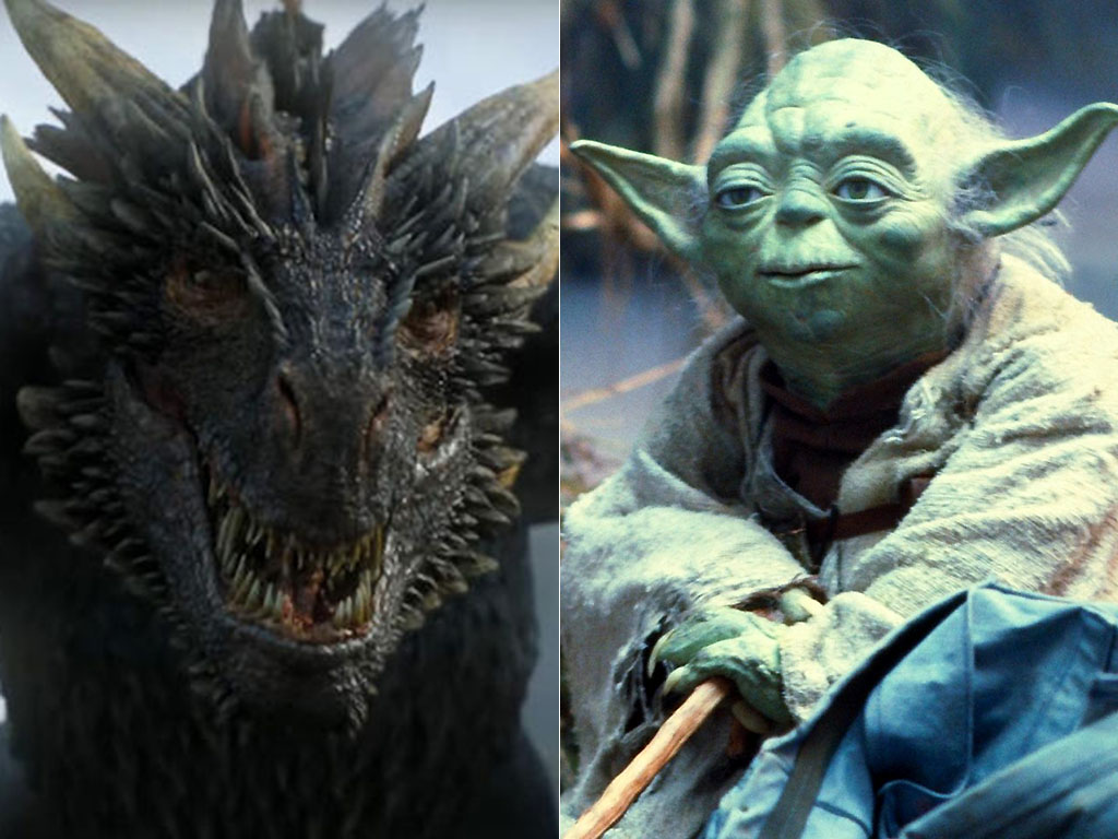 Coming soon to the movie theatre: a new series of 'Star Wars' films created by the minds behind 'Game of Thrones.'.