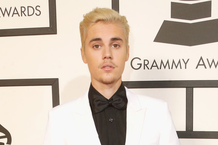Justin Bieber was one of his father's groomsmen at his destination wedding in Montego Bay, Jamaica to bride Chelsey Rebelo.