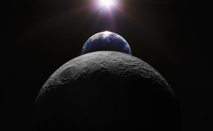 Cellphone companies are aiming to have coverage on the moon by next year.