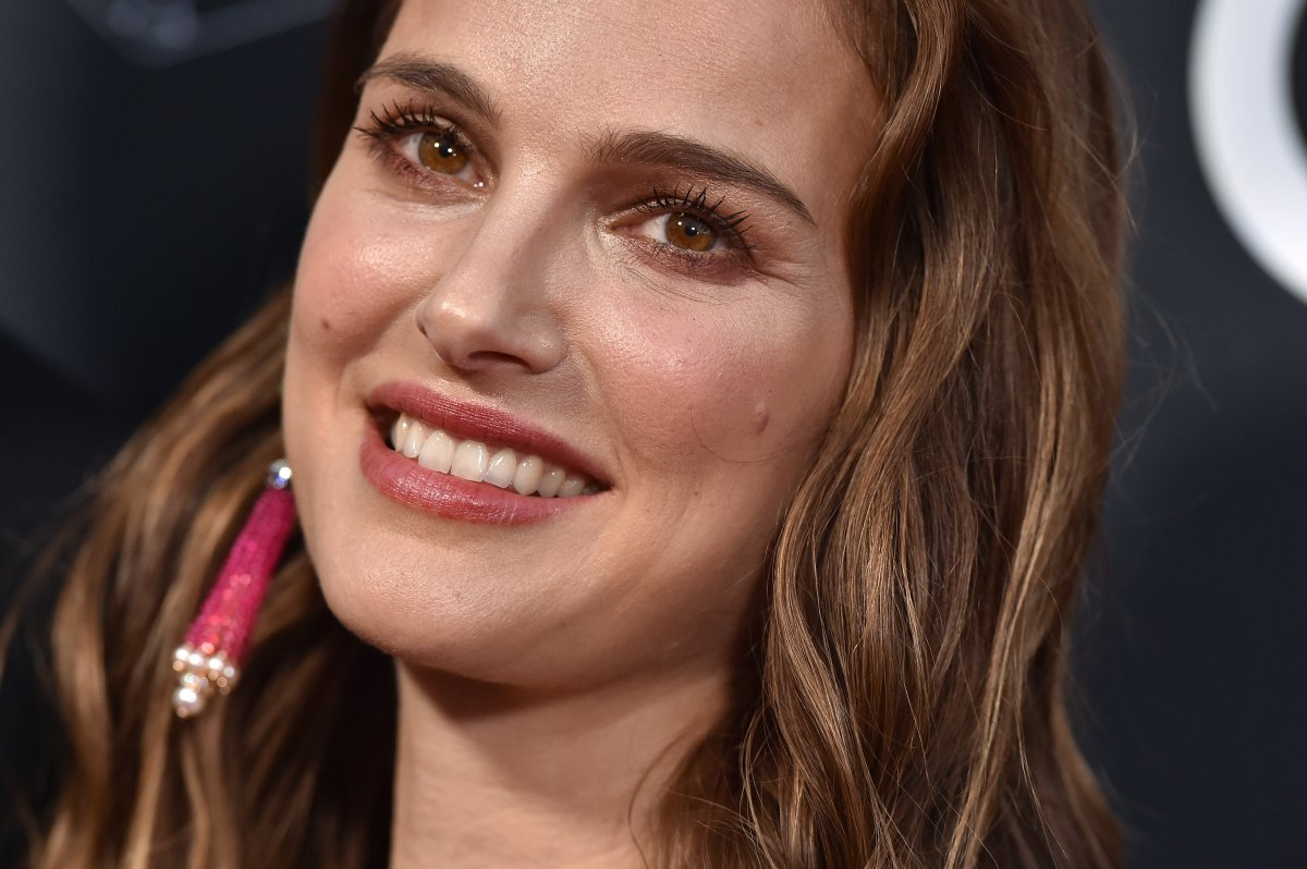 Actress Natalie Portman arrives at the L.A. Dance Project's Annual Gala at L.A. Dance Project on Oct. 7, 2017 in Los Angeles, California.