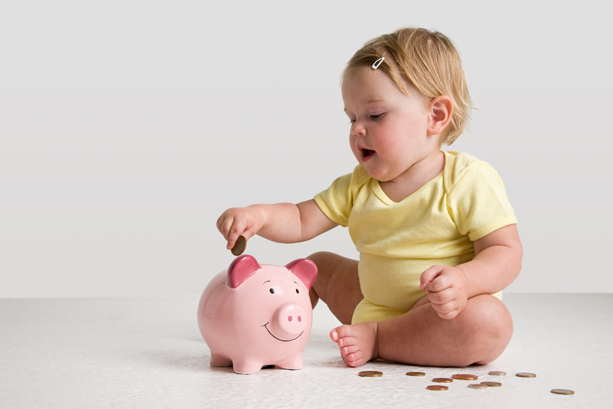 Babies cost a pretty penny, but there are ways to make the math work.