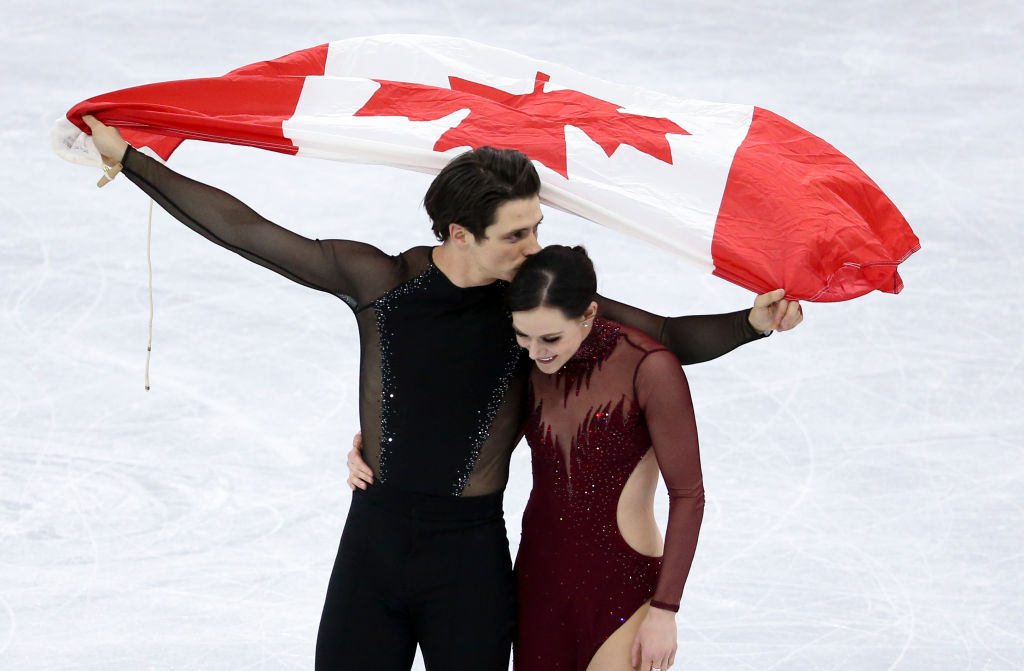 """Tessa Virtue and Scott Moir will be joined by a number of Canadian figure skating superstars during """"The Thank You Canada Tour"""" this fall."""