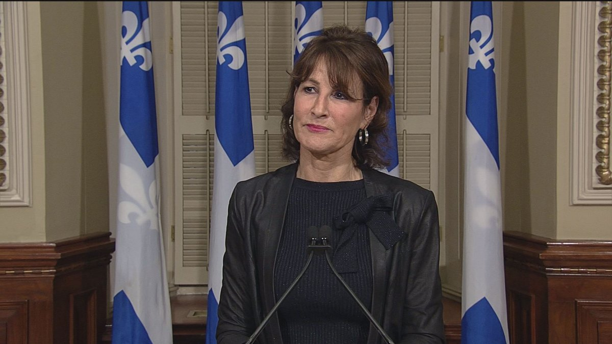 Quebec Anglo Affairs Minister Kathleen Weil said that QUESCREN will act as a hub for the projects funded with the money.