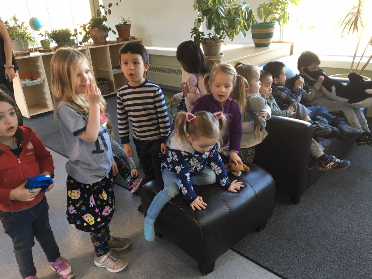Nearly 600 child care spaces have been allocated through a provincial-federal partnership in Saskatchewan.