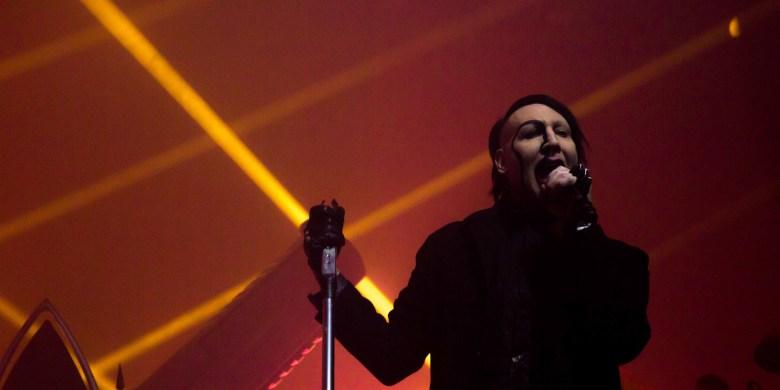 Marilyn Manson @ Rebel