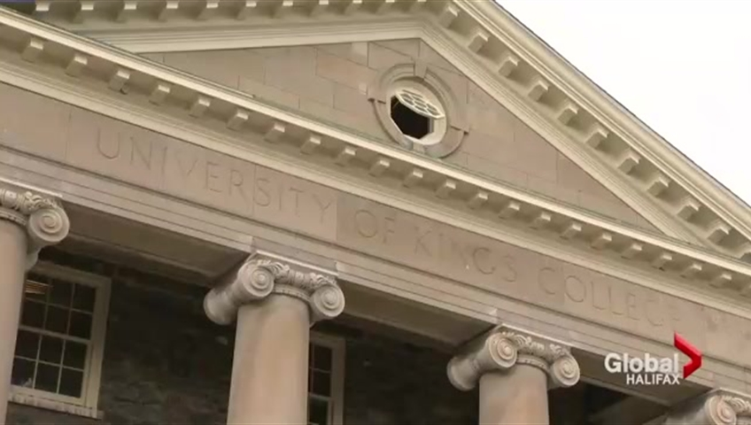 Halifax's University of King's College to examine possible links to slavery - image