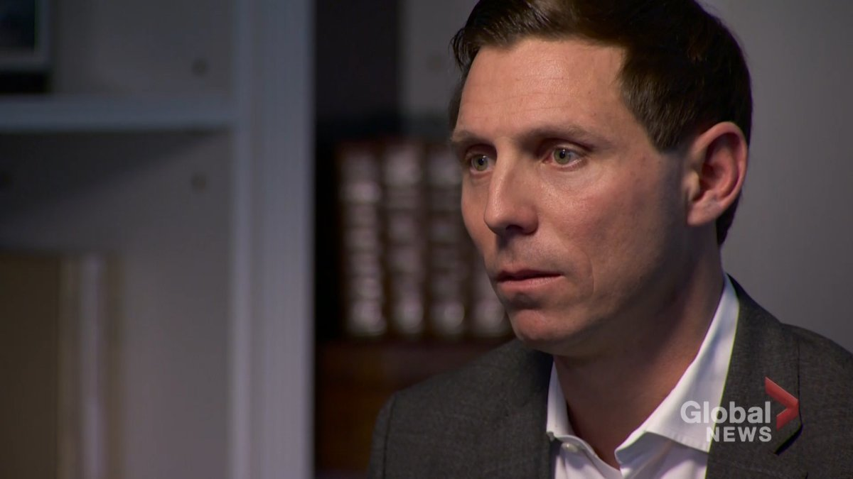 Patrick Brown sits down for an exclusive interview with Global News.