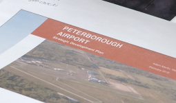 Continue reading: Council approves Peterborough Airport master plan but area neighbours still cry foul