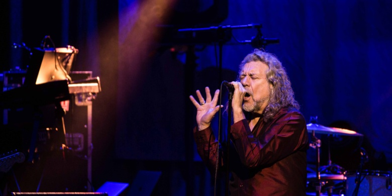 Robert Plant & The Sensational Space Shifters @ Massey Hall