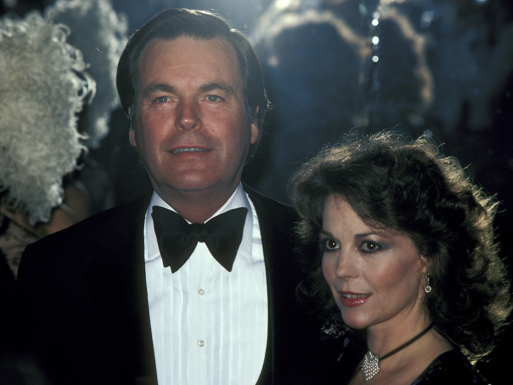 Robert Wagner and Natalie Wood during the AFI Salute to Fred Astaire at the Beverly Hilton Hotel in Beverly Hills, Calif.