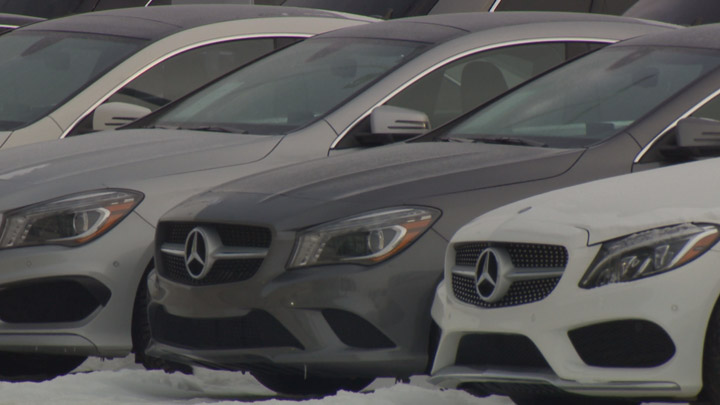 B.C. government is suggesting the Federal Government allows tracking of cash luxury car sales.