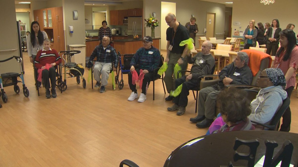 The city of Montreal has added an English forum to the city's seniors action plan.