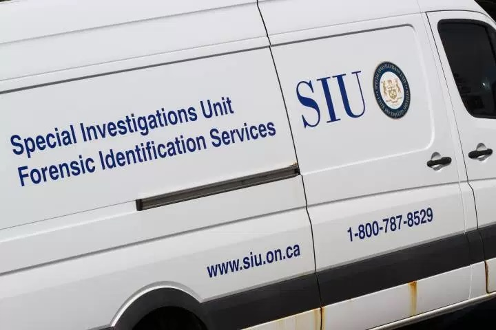 The SIU announced Wednesday that an officer with Waterloo Regional Police has been charged with sexual assault.