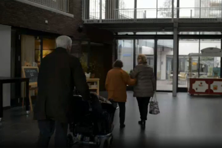 The tiny Dutch village of De Hogeweyk is inhabited entirely by elderly people suffering from dementia. Now, a similar village will be built on Vancouver Island.