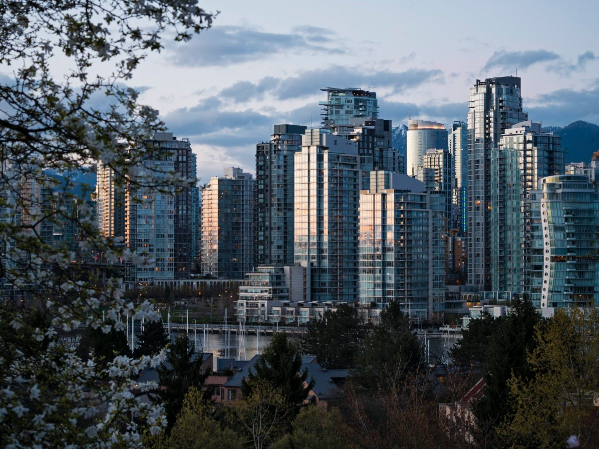 FILE - An analyst looked at the cost of buying three properties in Vancouver, along with all the attendant expenses, against renting each one.