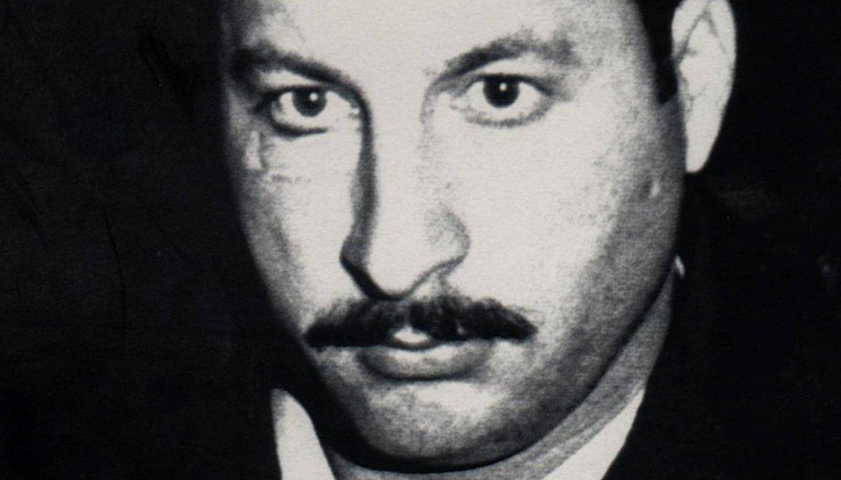 A 1968 photo of PFLP hijacker Mahmoud Mohammad Issa Mohammad at age 27.