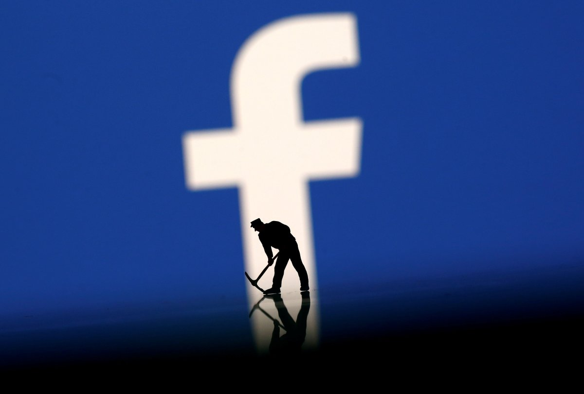 FILE PHOTO: Facebook has begun expanding their AI capabilities to automatically detect suicide-related content, and alert local emergency responders.