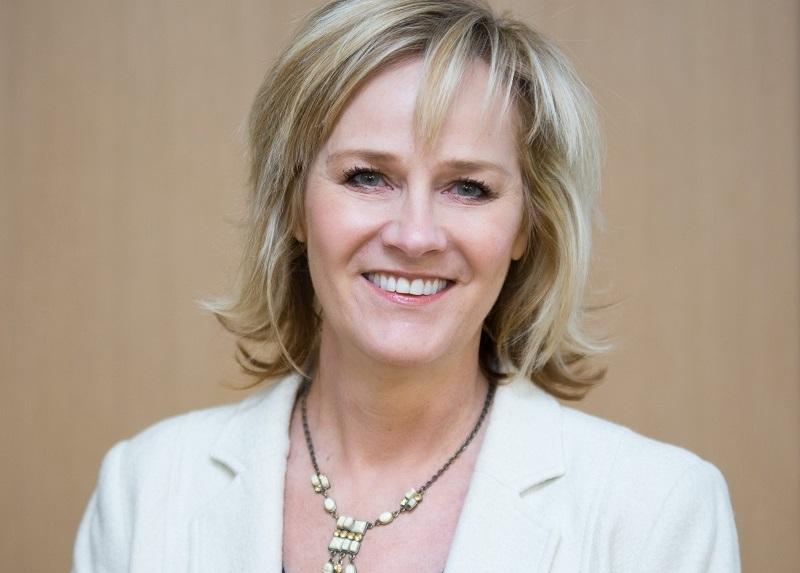 Mariette Mulaire, CEO of the World Trade Centre, Winnipeg.