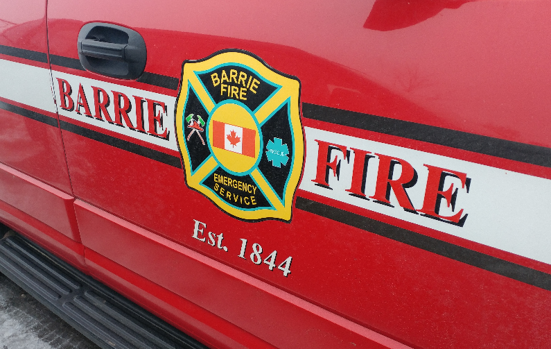 All donations collected during the campaign go to Muscular Dystrophy Canada and Barrie Fire Community Projects.
